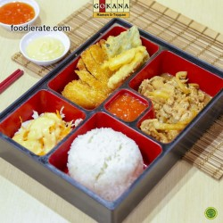Menu Chicken Original Bento Gokana