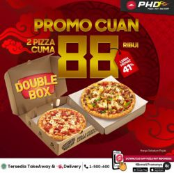 Promo Pizza Hut Delivery (PHD)