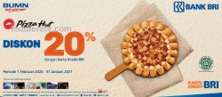 Promo Pizza Hut Kartu BRI