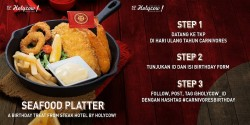 Promo Steak Hotel by Holycow!