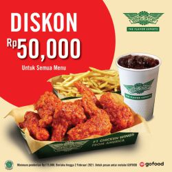 Promo Wingstop