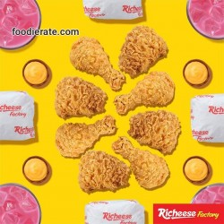 Menu Big 8 Richeese Factory