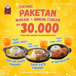 Promo Ow My Plate