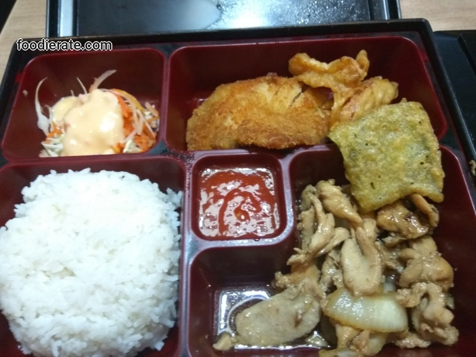 Chicken Original Bento