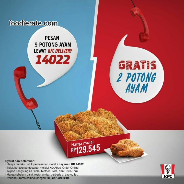 Foto Menu KFC