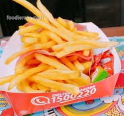 Menu French Fries - Regular Richeese Factory